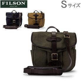 【P5倍 10/26 23:59迄】フィルソン Filson ショルダーバッグ スモール フィールドバッグ Field Bag - Small Sサイズ 70230 メンズ レディース あす楽