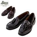 【あす楽】 G.H.BASS G.H.バス LAYTON レイトン ブラック/バーガンティ ローファー 革靴【5%還元】