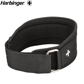 """ハービンジャー フィットネス Harbinger Fitness 233 メンズ リフティングベルト ウエイトトレーニング WEIGHT LIFTING 5"""" Foam Core Belt バーベル ベンチプレス 5%還元 あす楽"""