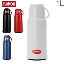 Helios ヘリオス エレガンス Elegance 1.0L ガラス製卓上魔法瓶 (卓上ポット 保温 保冷) あす楽