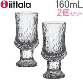 iittala イッタラ Ultima Thule White Wine 2 pcs ウルティマツーレ ホワイトワイン 2個セット Clear クリア 950070 北欧食器
