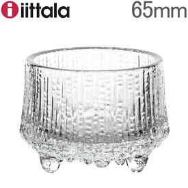 イッタラ iittala ウルティマツーレ キャンドルホルダー 65mm 1024279 / 6411923659383 クリア Ultima Thule Teal.candleh Clear ガラス インテリア 北欧