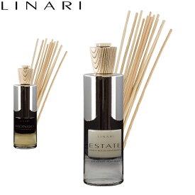 Linari リナーリ Diffusers ディフューザー light col. sticks (500ml) エスタータ モンド Clear クリア 6195007 アロマフレグランス 香り あす楽