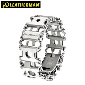 【全品あす楽】レザーマン Leatherman TREAD トレッド マルチプライヤー ブレスレット 831998 ステンレス STAINLESS アウトドア 携帯工具