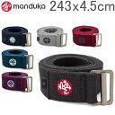 【5%還元】【あす楽】マンドゥカ Manduka ヨガ ストラップ 4.5cm×243cm プロップス 補助 413018 Props Yoga Strap …