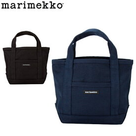 マリメッコ Marimekko トートバッグ ミニ ペルスカッシ MINI PERUSKASSI 2 ハンドバッグ レディース 023697 / 44400 CLASSIC CANVAS あす楽