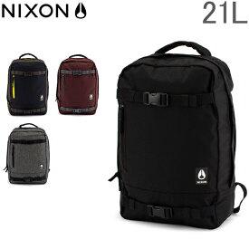 【P5倍 1/28 21:59迄】【あす楽】 ニクソン Nixon リュック デルマー Del Mar II 21L ( C2826 ) バックパック バッグ メンズ レディース アウトドア デルマール Backpack【5%還元】