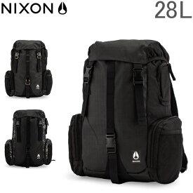 【P5倍 1/28 21:59迄】【あす楽】 ニクソン Nixon リュック ウォーターロック WATERLOCK II 28L C2812 バックパック バッグ メンズ レディース アウトドア Backpack【5%還元】