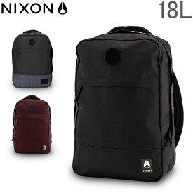 【P5倍 1/28 21:59迄】【あす楽】 ニクソン Nixon リュック ビーコンズ Beacons 18L C2190 / C2822 バックパック バッグ メンズ レディース アウトドア ナイロン Backpack【5%還元】