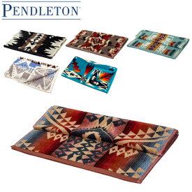 【あす楽】ペンドルトン Pendleton フェイスタオル アイコニック ジャガード ハンドタオル XB219 Iconic Jacquard Towels-Hand 幅広 タオル 野外フェス プレゼント【5%還元】