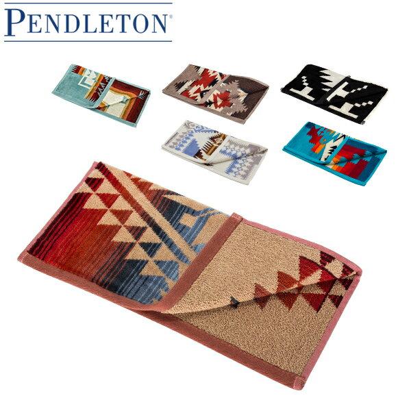 【国内検針済】ペンドルトン Pendleton ハンドタオル アイコニック ジャガード ウォッシュタオル XB220 Iconic Jacquard Towels-Wash タオルハンカチ おしゃれ プレゼント