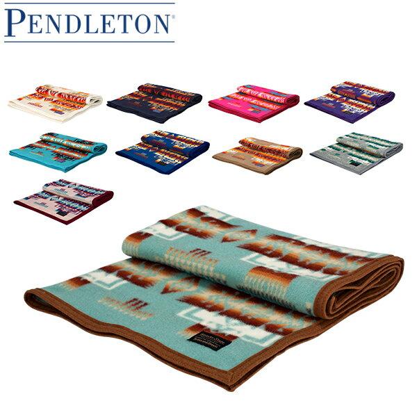 ペンドルトン PENDLETON ブランケット チーフジョセフ ムチャチョ ベビーブランケット ウール&コットン ZD632 タオルケット ひざ掛け 出産祝い 父の日 父の日ギフト