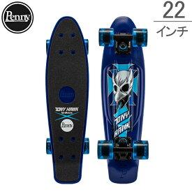 ペニー スケートボード Penny Skateboards スケボー 22インチ TONY HAWK トニーホーク リミテッドエディション LIMITED EDITION Hawk Crest Blue PNYCOMP22445