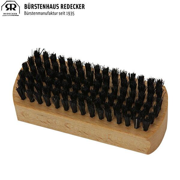 Redecker レデッカー ヌバック (起毛革) 用シューズブラシ 381009