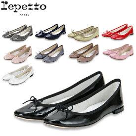 【あす楽】 レペット Repetto バレエシューズ サンドリヨン エナメル V086V MYTHIQUE FEMME CENDRILLON フラットシューズ レディース 革靴 かわいい レザー パテント【5%還元】