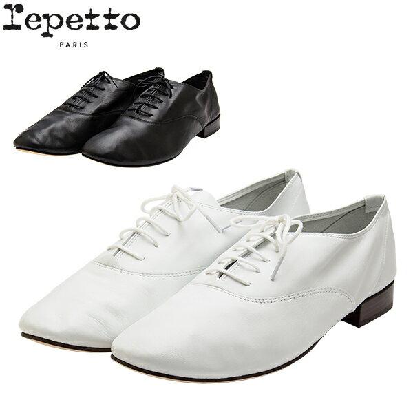 レペット Repetto メンズ シューズ ミティークオム ジジ オム V388C MYTHIQUE HOMME ZIZI H レザー 革靴 フラットシューズ
