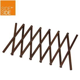Side by Side サイドバイサイド Extensible Trivet L トリベット鍋敷き L Brown ブラウン 40047-L 5%還元 あす楽