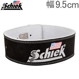 シーク Schiek リフティングベルト Model L7010 筋トレ ウエイトトレーニング レザー バーベル トレーニング ベルト 腰 サポーター ブラック 10CM 5%還元 あす楽