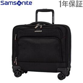 サムソナイト Samsonite ビジネスバッグ キャリーケース 4輪 XENON 3 スピナー モバイルオフィス 89438-1041 ブラック Spinner Mobile Office Black メンズ 出張 あす楽