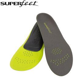 【あす楽】スーパーフィート Superfeet インソール カーボン トリムフィット 軽量 薄型 320 CORE Carbon ランニング ウォーキング 足骨格矯正 中敷き【5%還元】