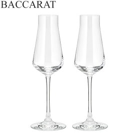 【お盆もあす楽】Baccarat バカラ TAVOLA CHTEAU BACCARAT シャトー Champagne Fruit & Cooler シャンパンフルート 2611149 クリア あす楽