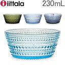 イッタラ iittala カステヘルミ ボウル 230mL 北欧 ガラス Kastehelmi Bowl フィンランド インテリア 食器 キッチン …