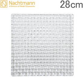 【全品あす楽】Nachtmann ナハトマン ダンシングスター ボサノバ 81398 スクエアプレート 28cm
