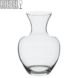 リーデル Riedel デカンタ アップル 1460/13 デキャンタ DECANTER RIEDEL APPLE NY ワイン カラフェ ピッチャー クリスタル ギフト 5%還元 あす楽