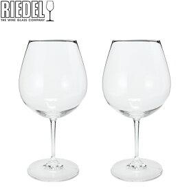 Riedel リーデル ワイングラス ヴィノム Vinum ピノ・ノワール Pinot Noir 6416/07 2個セット あす楽