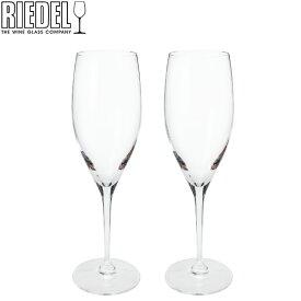 Riedel リーデル ワイングラス ヴィノム Vinum キュヴェ・プレスティージュ Cuvee Prestge 6416/48 2個セット あす楽