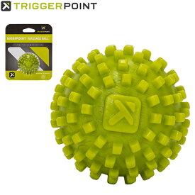 トリガーポイント Trigger Point マッサージボール モビポイント 足裏 手のひら 3310 グリーン MobiPoint Massage Ball Green 足つぼ 筋膜リリース Triggerpoint あす楽