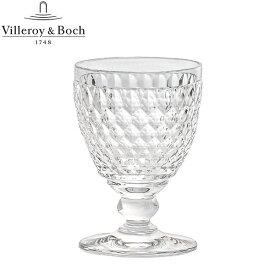 Villeroy & Boch ビレロイ&ボッホ Boston ボストン White wine glass ホワイトワイングラス clear クリアー 1172990030 【コンビニ受取可】