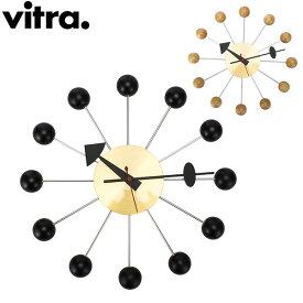 【5%還元】【あす楽】ヴィトラ Vitra 掛け時計 Ball Clock (ボールクロック) ウォールクロック デザイン インテリア おしゃれ
