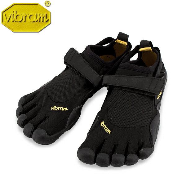 【GWもあす楽】 ビブラム Vibram ファイブフィンガーズ メンズ KSO M148 Black/Black ブラック/ブラック Originals Mens 10周年復刻 5本指 シューズ ベアフット靴 オリジナル 母の日 母の日ギフト