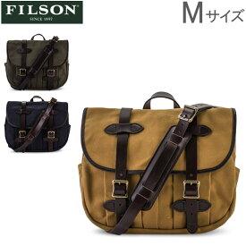 【P5倍 10/26 23:59迄】フィルソン Filson ショルダーバッグ ミディアム フィールドバッグ Medium Field Bag Mサイズ 70232 メンズ レディース あす楽