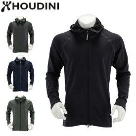 フーディニ Houdini アウター アウトライトフーディ M's Outright Houdi 229664 フリース フリースジャケット 暖かい メンズ 着心地 5%還元 あす楽