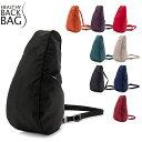 【5%還元】【あす楽】ヘルシーバックバッグ Healthy Back Bag ラージバッグレット マイクロファイバー ボディバッグ ミニショルダー 撥水 7100LG アメリバッグ