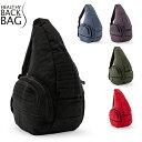 【お盆もあす楽】ヘルシーバックバッグ Healthy Back Bag ビッグバッグ ボディバッグ ショルダーバッグ ワンショルダー 撥水 44315 Big Bag アメリバッグ あす楽
