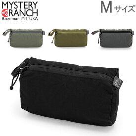 ミステリーランチ Mystery Ranch ポーチ ゾイドバッグ Mサイズ バッグインバッグ 小物入れ Zoid Bag ナイロン クラッチ バッグ 旅行 あす楽