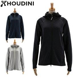【5%還元】【あす楽】フーディニ Houdini アウター アウトライトフーディ W's Outright Houdi 129664 フリース フリースジャケット 暖かい レディース 着心地