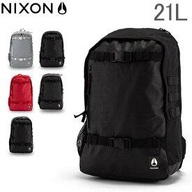 ニクソン Nixon リュック スミス SMITH II / III ( C1954 / C2815 ) 21L スケートパック バックパック バッグ メンズ レディース Skatepack
