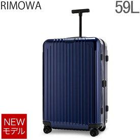 リモワ RIMOWA エッセンシャル ライト チェックイン M 59L 4輪スーツケース キャリーケース キャリーバッグ 82363604 Essential Lite Check-In M 65L 旧 サルサエアー 【NEWモデル】