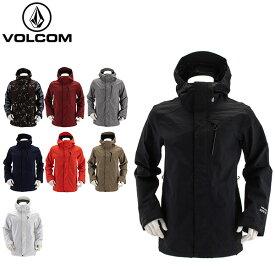【あす楽】ボルコム Volcom L GORE-TEX JKT Men's メンズ スノーウェア ゴアテックス ジャケット G0651904 スノーボード ウェア スノボ ボードウェア【5%還元】