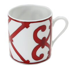 HermesエルメスガダルキヴィールCoffeecupandsaucerコーヒーカップ&ソーサー10ml011017P2個セット
