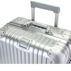 RIMOWAリモワトパーズ924.56.00.4スーツケース【TOPAS】シルバー45L