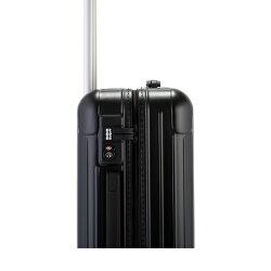 RIMOWAリモワサルサ834.5283452キャビンマルチホイールイアタ4輪スーツケースブラックCABINMULTIWHEELIATA35L(810.52.32.4)