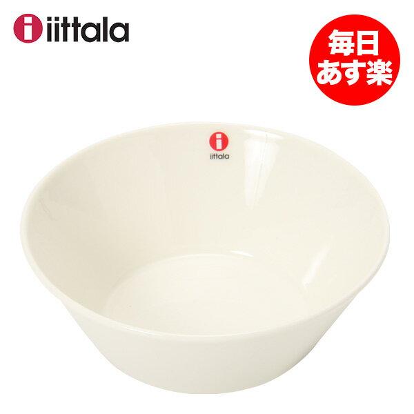 イッタラ ボウル ティーマ 15cm 150mm 北欧ブランド インテリア 食器 デザイン お洒落 シリアル ホワイト 7247 iittala Teema cereal bowl 新生活