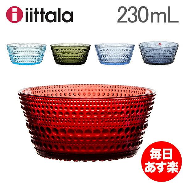 イッタラ iittala カステヘルミ ボウル 230mL 北欧 ガラス Kastehelmi Bowl フィンランド インテリア 食器 キッチン 食洗器対応 新生活