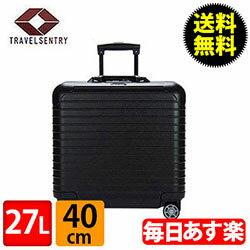 RIMOWA リモワ サルサ 834.40 83440 ビジネス マルチホイール 4輪 スーツケース ブラック BUSINESS MULTIWHEEL 27L (810.40.32.4)