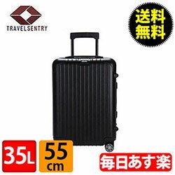 RIMOWA リモワ サルサ 834.52 83452 キャビンマルチホイール イアタ 4輪 スーツケース ブラック CABIN MULTIWHEEL IATA 35L (810.52.32.4)